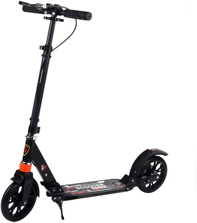te hará satisfecho Niños pateando Scooter Scooter, Plegable y entretenido, entretenido, entretenido, es una Herramienta para Caminar en Trabajos Cortos en el Campus.  hasta un 70% de descuento
