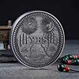 Professional for coin collectible gift art last, wear resistance, good storage, allows you to use for a long time. You can clean quickly. It can be cleaned and put into a cupboard. It does not occupy a lot of space and can be kept well. Please keep t...