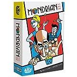 Tranjis games- Mondrian, Juego de Mesa (978-86)