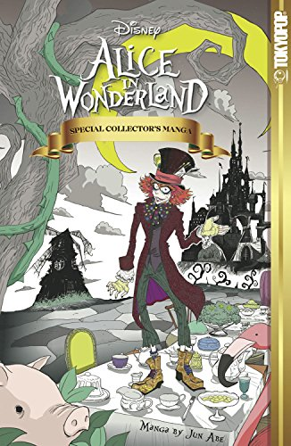 Alice in Wonderland – Special Collector's Manga