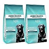 Arden Grange Multi Buy Chicken and Rice Light Dry Dog Food 2 X 12 Kilograms