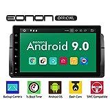 eonon GA9350B Android 9 fit BMW 3 E46 (1999-2004) Indash Auto Digital Audio Video Stereo Autoradio 22,9 cm LCD Touchscreen GPS Navigationsgerät Bluetooth FM AM RDS USB WiFi OBD2 4G Headunit...