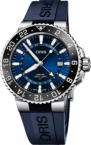 Oris Oris Aquis GMT Date 01 798 7754 4135-07 4 24 65EB.