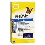FREESTYLE Precision Blutzucker Teststr.o.Codier. 50 St -