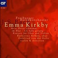 Cantatas & Concertos for Oboe