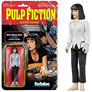 Figura Reaction 9 a 10 cm Pulp Fiction Mia Wallace 3