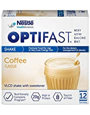 OPTIFAST Very Low Calorie Diet Shake Coffee Flavor 636gm