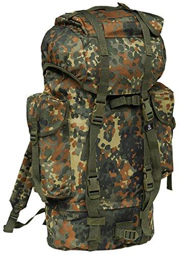 Bundeswehr Kampfrucksack flecktarn