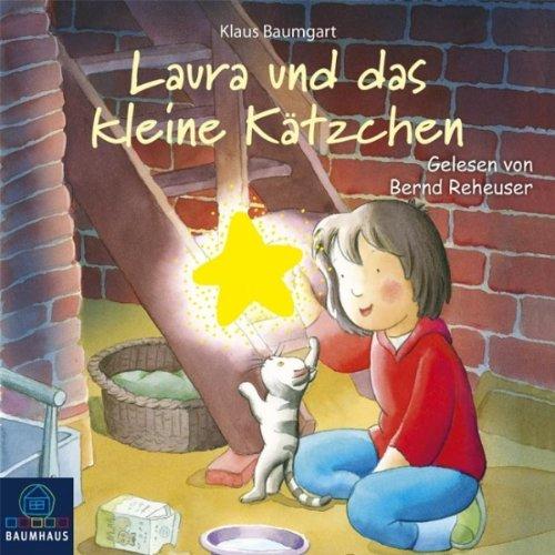 Laura und das kleine Kätzchen Titelbild