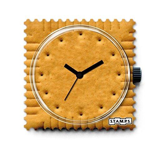 S.T.A.M.P.S. Uhrenmotiv Zifferblatt Cookie 100165