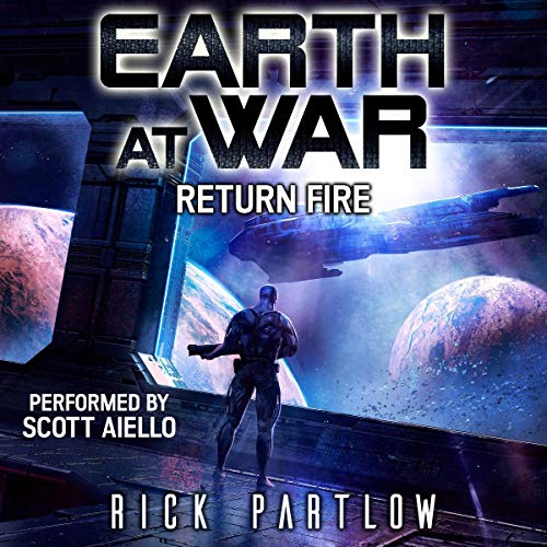 Return Fire Audiobook By Rick Partlow cover art