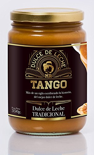 Tango- Dulce de leche Argentino - Mas de un siglo haciendo de los mejores dulce de leche 350 gramos