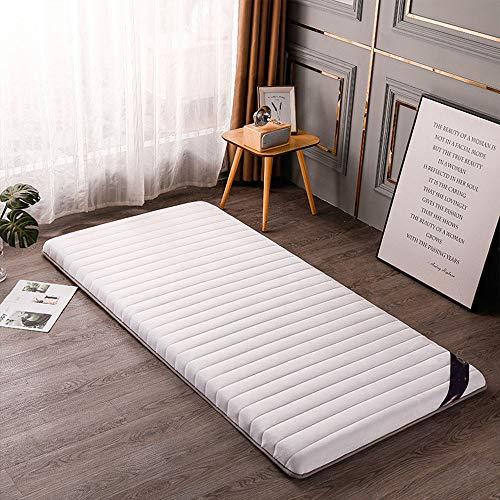 Camas ABC 7 Zones Colchón Orthomatra KSP-500 - El colchón de espuma fría original/ortopédica Hard H2 también adecuado para alérgicos-150 x 200 cm