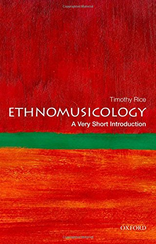 Compare Textbook Prices for Ethnomusicology: A Very Short Introduction Very Short Introductions Illustrated Edition ISBN 9780199794379 by Rice, Timothy