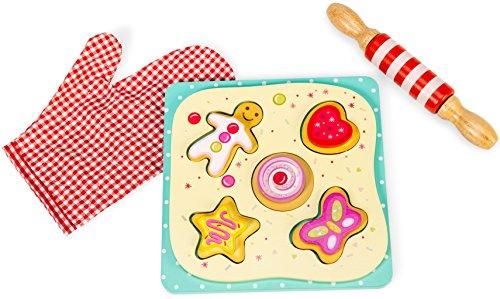 Le Toy Van- Set de Cookies Jouets, TV286