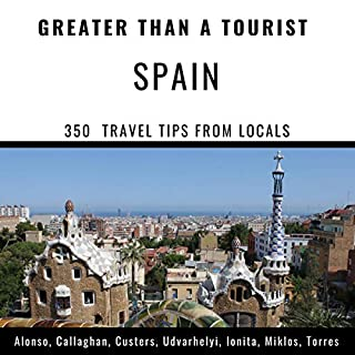 Spain - Greater than a Tourist  cover art