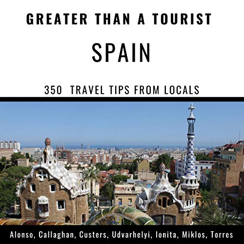Couverture de Spain - Greater than a Tourist