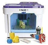 Hamlet HP3DX100 Stampante 3D desktop per la realizzazione di oggetti tridimensionali con filamento 1,75mm / Estrusione 0,4mm