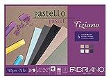 Fabriano Carta per pastelli Blocchi, Cotone, Multicolore, 21 x 29,7 x 0,5 cm