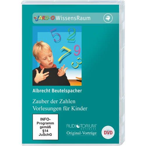 Beutelspacher, Albrecht: Zauber der Zahlen - Vorlesungen für Kinder – DVD – WR936D