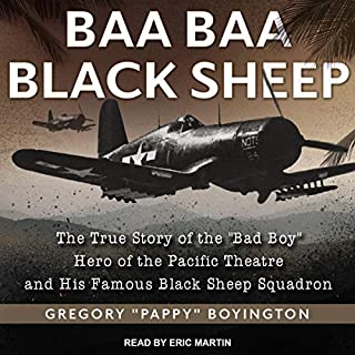 Baa Baa Black Sheep audiobook cover art