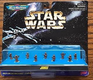 Star Wars Micro Machines Ewok Collection