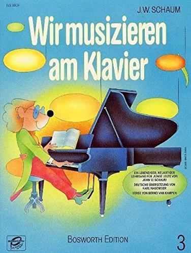 Wir Musizieren Am Klavier, Bd. 3 -Für Klavier-: Buch (PIANO)