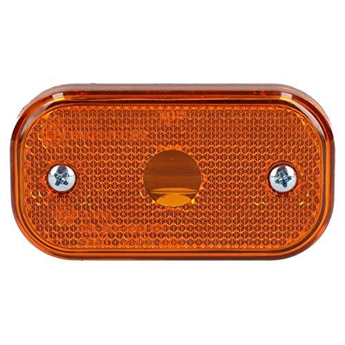 AB Tools Remplacement Ambre Orange Side Marker/Lampe Remorque Caravane