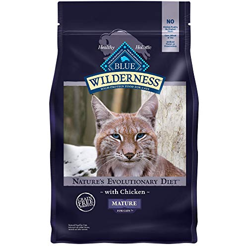 Blue Buffalo Wilderness High Protein Cat food