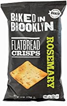 product image for Baked In Brooklyn Flatbread Crisps Rosemary 6 oz (pack of 12)