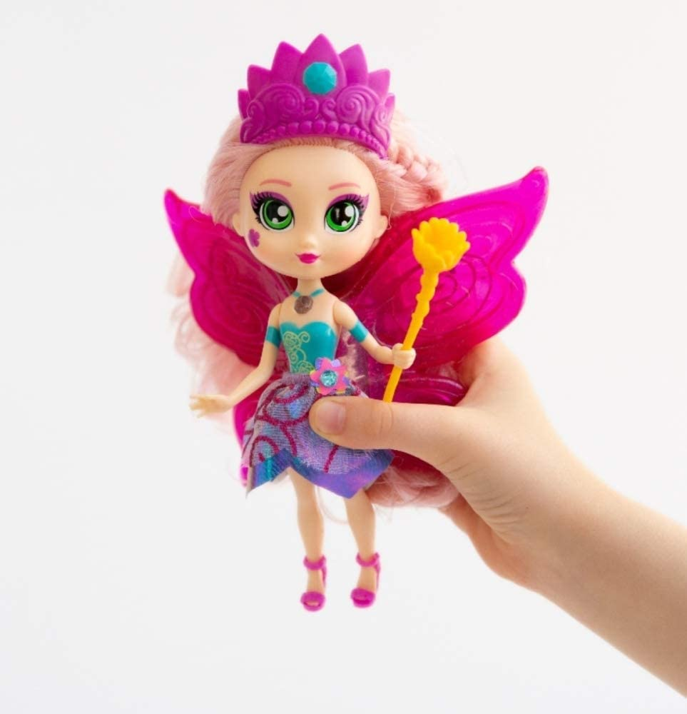 Bright Fairy Friends BFF Queen Light Fairy Regina with Fairy Lights