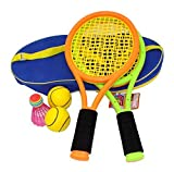 Black Temptation Cute Mini Badminton Tennis / Racket Toy Costumes pour Enfants