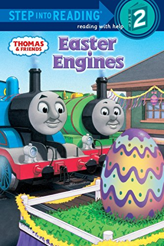 Easter Engines (Thomas & Friends) (Step into Reading)の詳細を見る