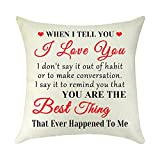 Best Valentine's Day Gifts For A Girlfriend - to My Girlfriend Wife Gift From Husband Boyfriend Review