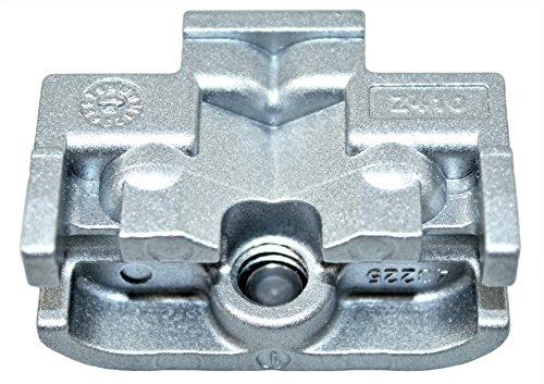 GU Steuerteil ( Anschlag ) für Schiebetüren geeignet für 150kg Variante ( 43225 / Z410 )