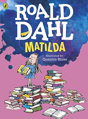 Matilda Colour Edition Ebook Dahl Roald Blake Quentin Amazon In Kindle Store