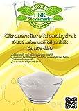 VITASEM Ácido cítrico, 5 kg, versátil en el hogar, descalcificador, acidulante, aditivo alimentario E330, limpiador doméstico y respetuoso con el medio ambiente