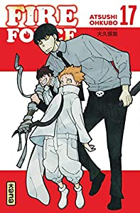 Fire Force Edition simple Tome 17