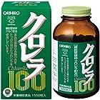 【タイムセール】オリヒロ クロレラ100(細胞壁破砕クロレラ配合) 1550粒が激安特価!
