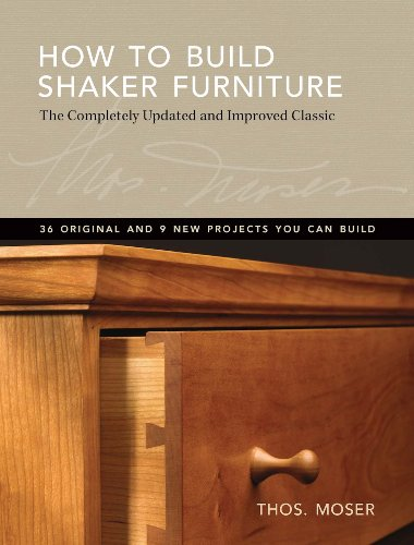 How To Build Shaker Furniture: The Complete Updated & Improved Classic