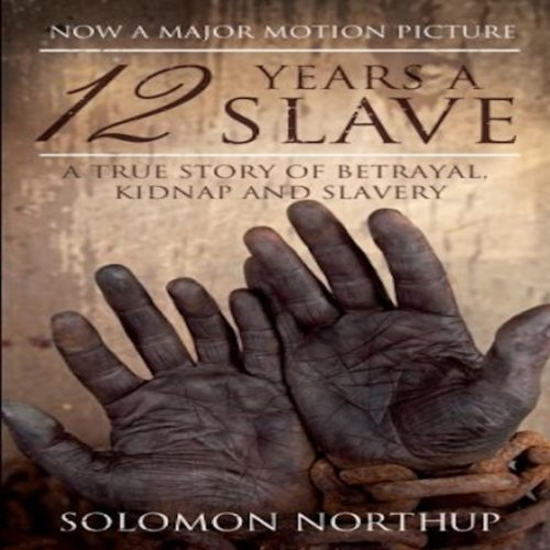 Twelve Years a Slave audiobook cover art