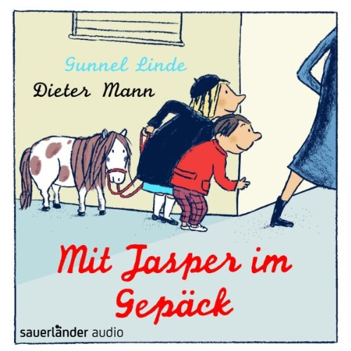 Mit Jasper im Gepäck Titelbild