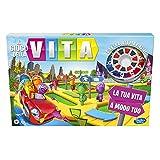 Hasbro The Game of Life F0800103 - Juego Familiar para niños a Partir de 8 años, Incluye Clavos de Colores