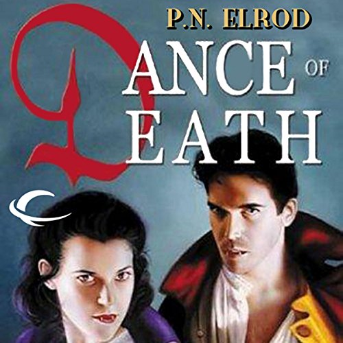 Dance of Death audiobook cover art