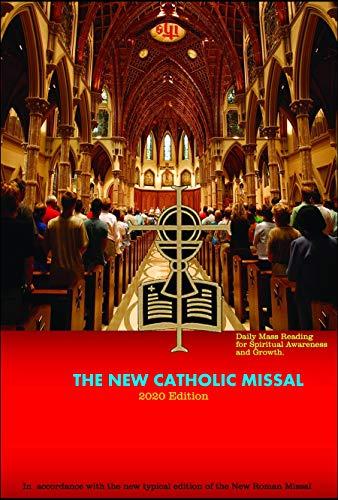 New Roman Missal: Daily Mass Reading Devotional (English Edition)
