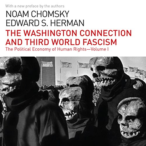 The Washington Connection and Third World Fascism audiobook cover art