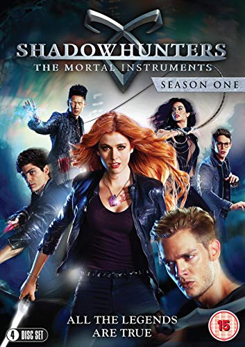 Shadowhunters Series 1 (3 Dvd) [Edizione: Regno Unito]