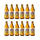 Paulaner Bière Blonde Munich Helles Lager d'Allemagne x 24 Munchner Hell 0,33 L