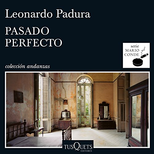 Pasado perfecto audiobook cover art