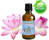 PINK LOTUS ABSOLUTE Pure / Natural 3% Oil Blend. 0.33 Fl oz - 10 ml. 'One Of The Best Anti Aging...